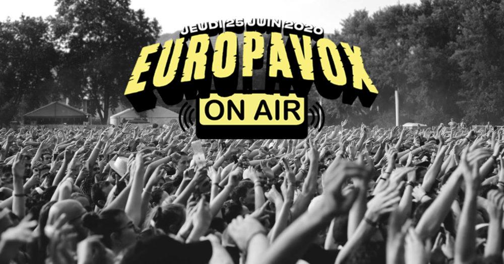 Europavox On Air : merci !