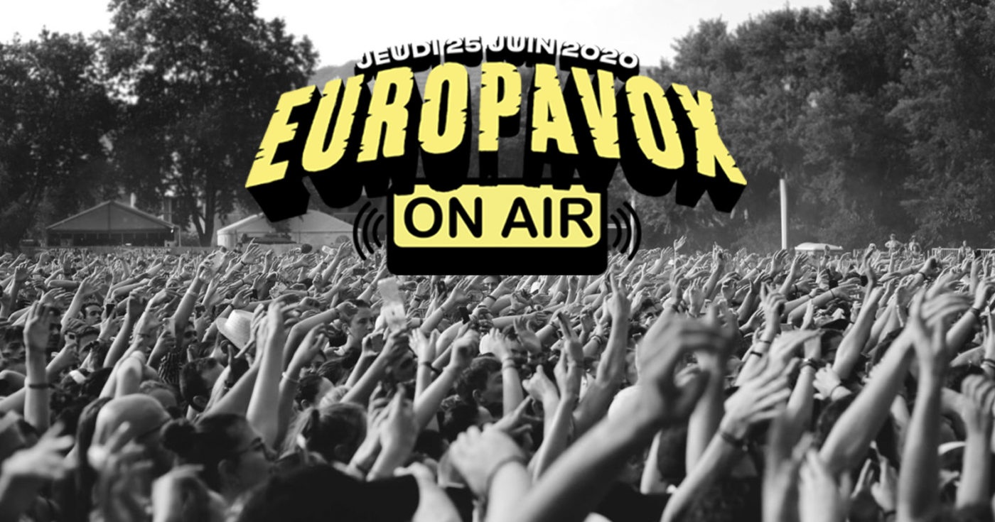 Europavox On Air : thank you !