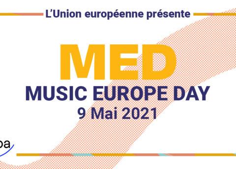 Music Europe Day de retour pour une deuxième édition !