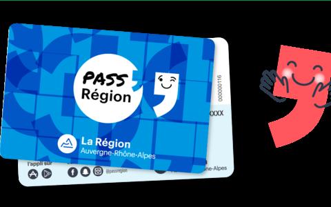 Prend tes billets avec le Pass'Région !